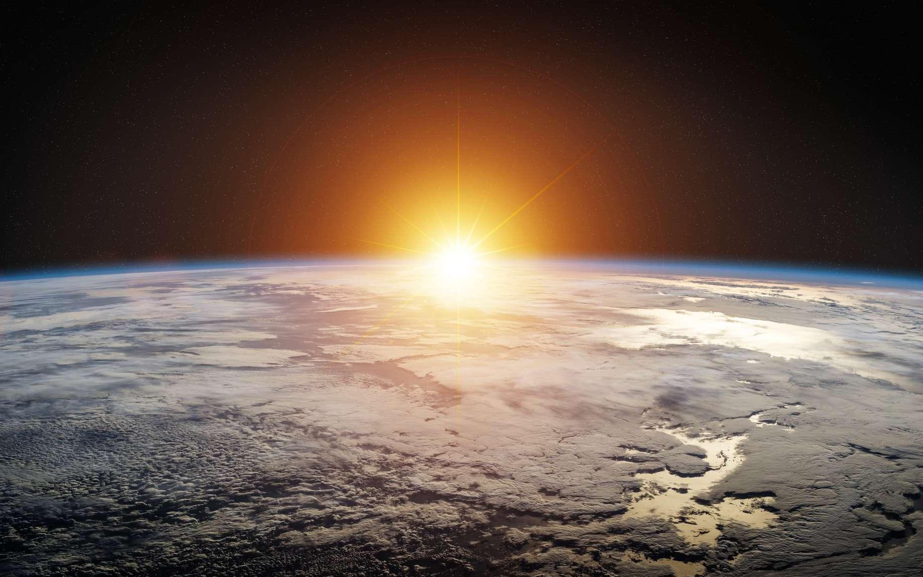 La chienne Laïka, premier être vivant dans l'espace, c'était il y a 60 ans. © sdecoret, Fotolia