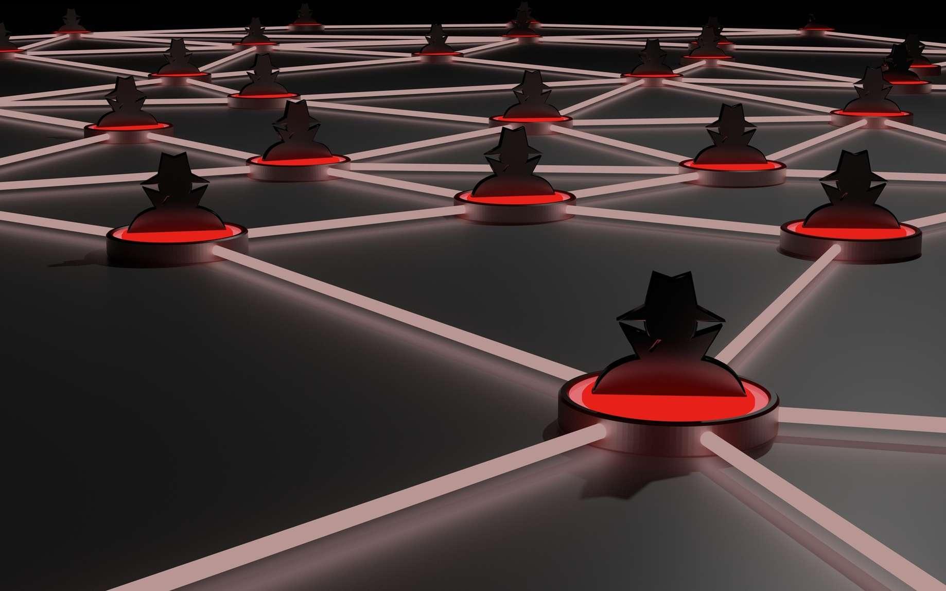 Le malware Skygofree n'est pas un logiciel malveillant classique, mais un véritable outil d'espionnage. © Beebright, Fotolia