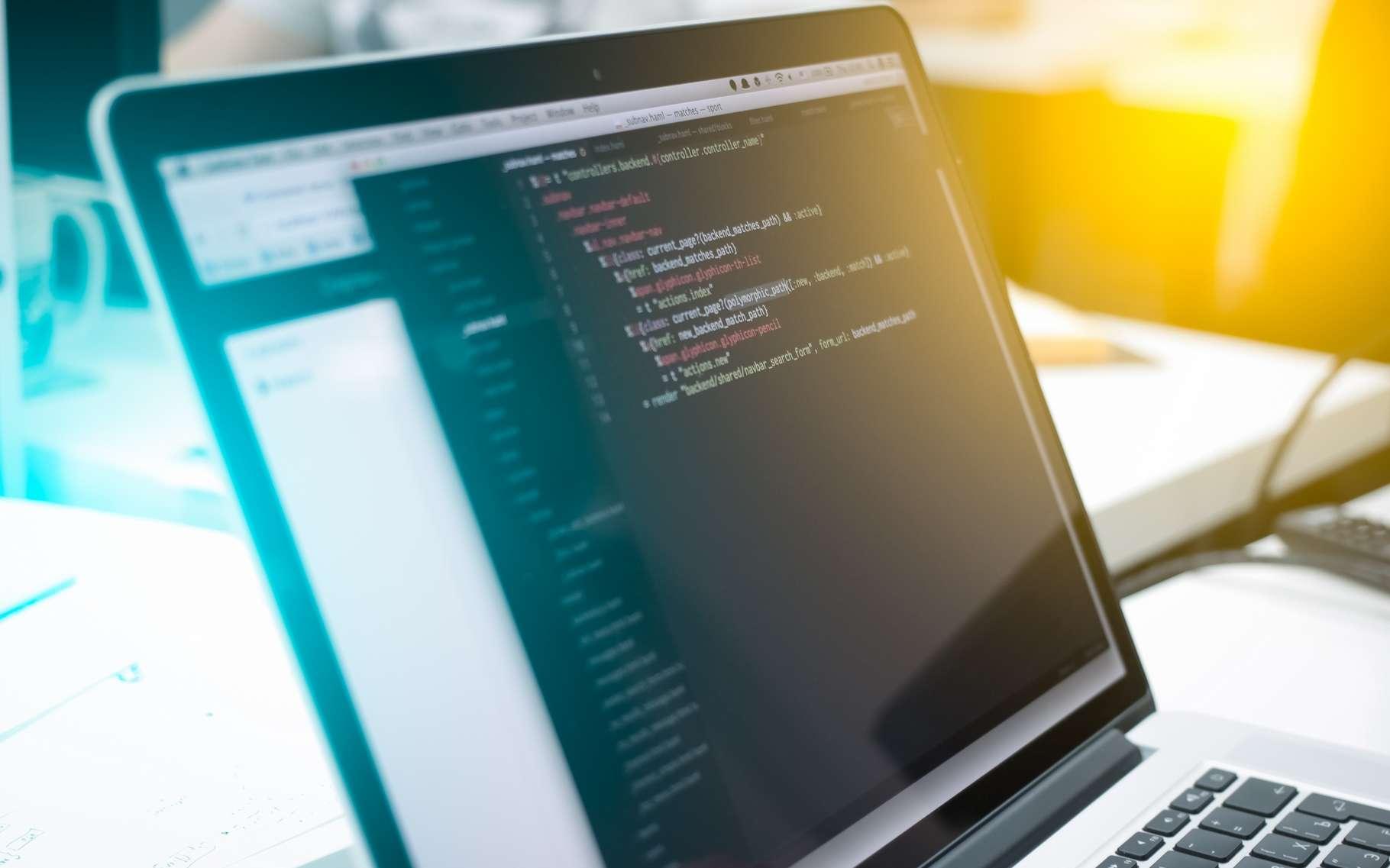 Le BattleDev est un concours de programmation qui se déroule sur Internet. Les candidats ont deux heures pour accomplir six exercices dans le langage de programmation de leur choix. © Timofey_123, Shutterstock