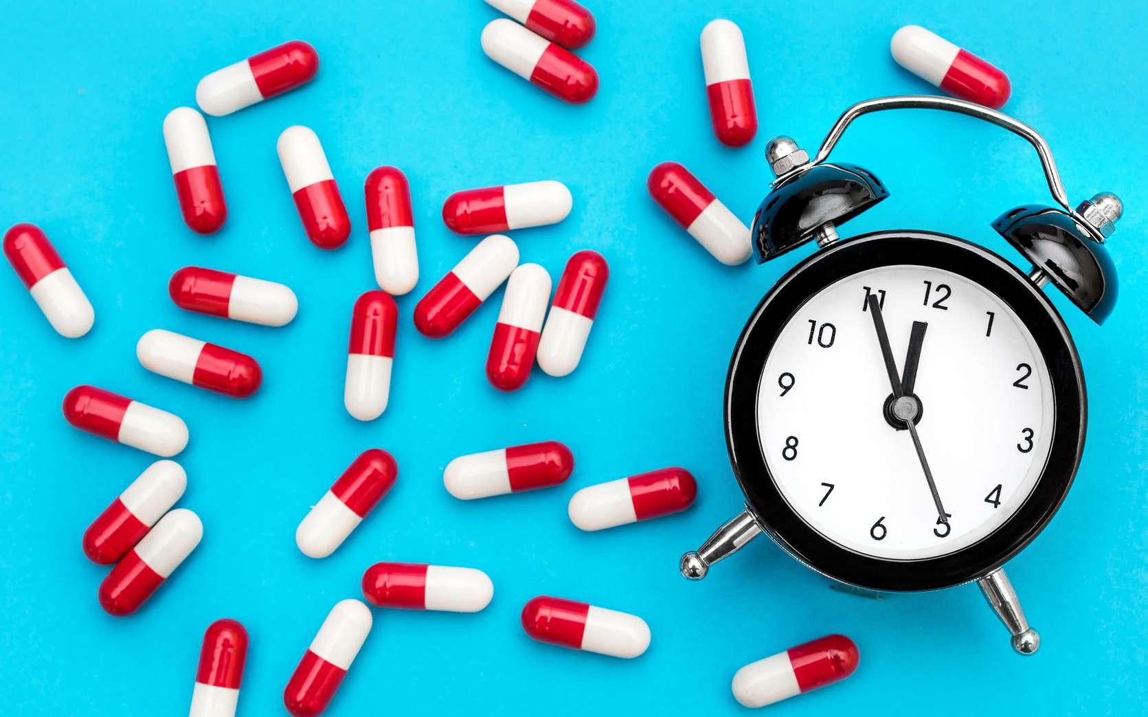 La chronothérapie, ou comment prendre ses médicaments à la bonne heure de la journée. © igorkol_ter, Fotolia
