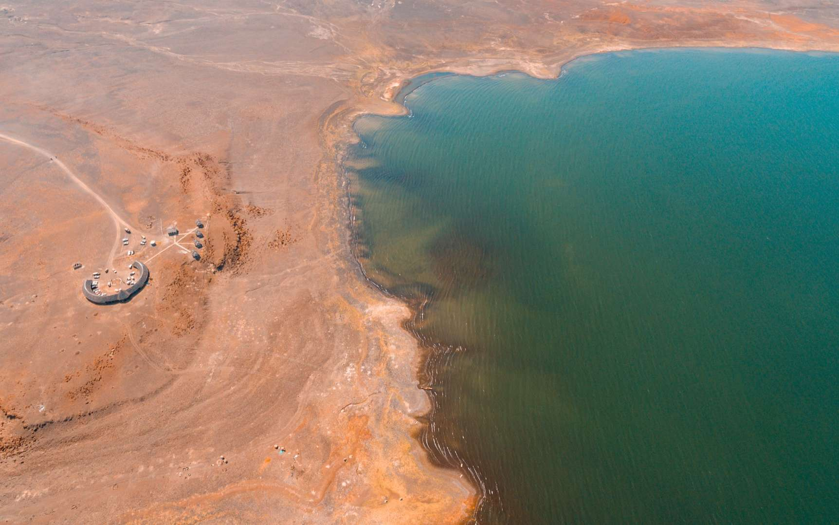 Le lac Turkana, Kenya. © Moiz, Adobe Stock