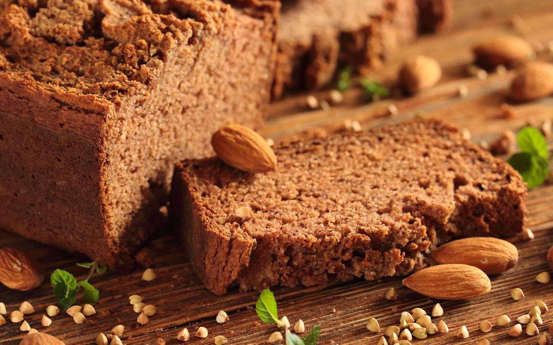 Pain sans gluten. © Kamilla 211, Pixabay, DP
