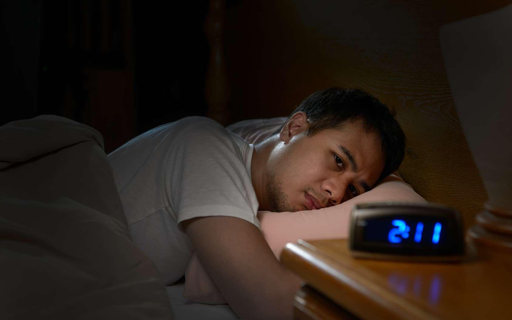 Deux tiers des Français manquent de sommeil : voici des coupables insoupçonnés. © amenic181, Fotolia