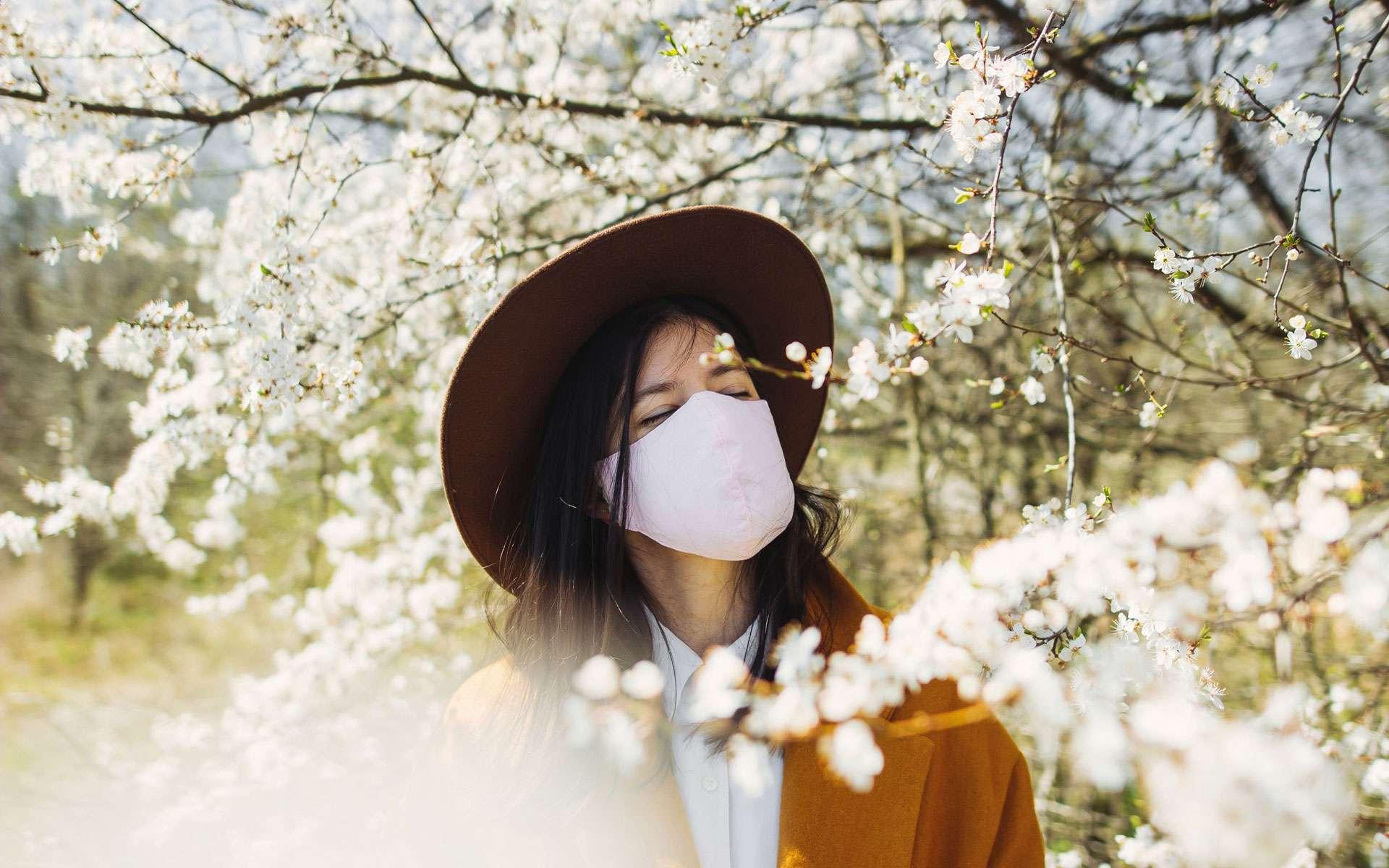 L'anosmie atteint le bulbe olfactif et fait perdre l'odorat ©Sonyachny, Envato Elements