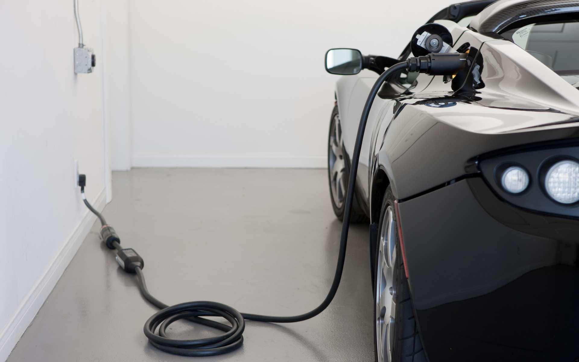 Voiture électrique: quel est le coût de la recharge à domicile ? © Wikimedia