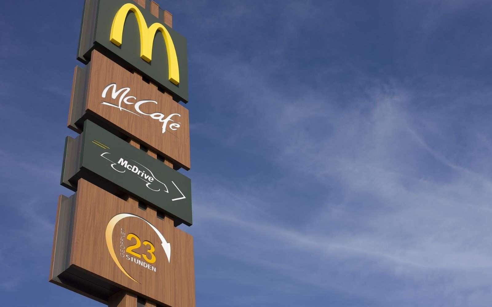 McDonald's, c'est plus de deux millions d'emplois dans le monde. © andreas160578