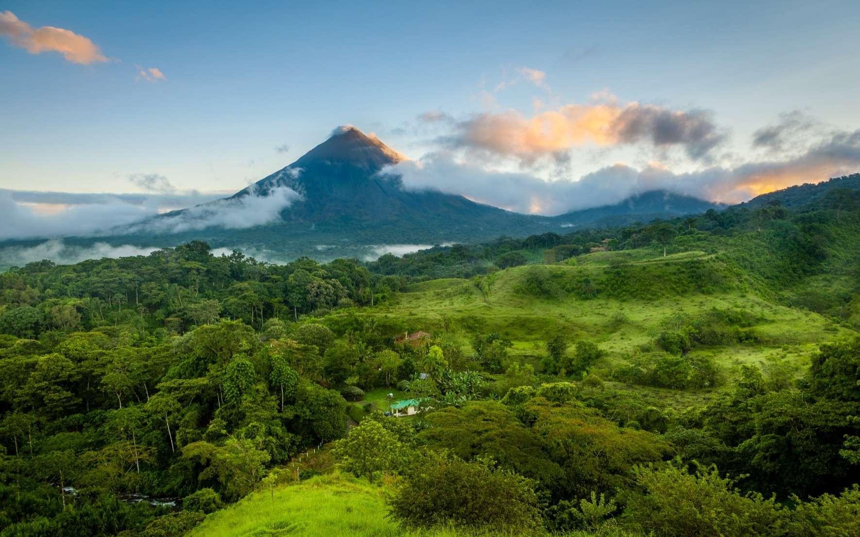 Le Costa Rica. © Alexey Stiop, Adobe Stock