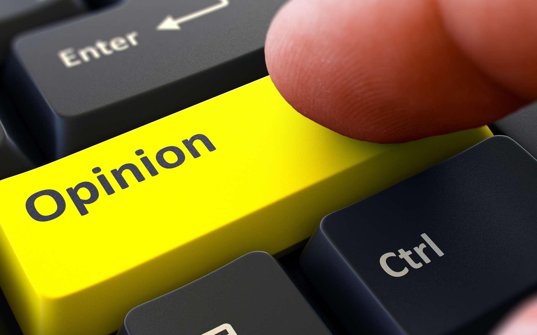 Créer un sondage sur Twitter se fait en quelques secondes. Une autre forme d'expression qui permet d'échanger de façon originale sur des sujets sérieux ou plus légers. © Tashatuvango, Shutterstock