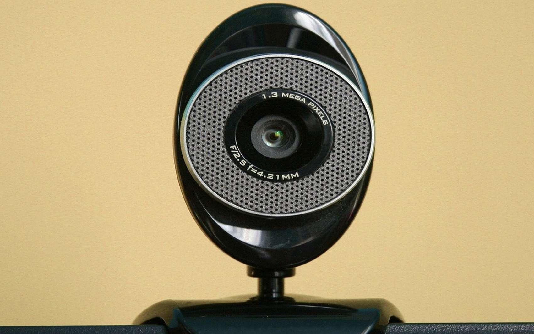 Qu'est ce qu'une webcam ? © MarcWinter, Pixabay