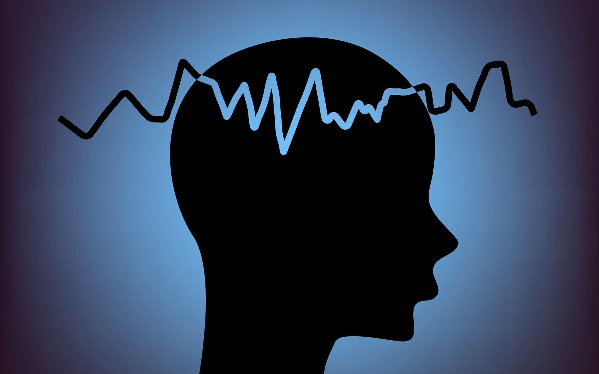 L'EEG, l'électrocardiogramme du cerveau. © czardases