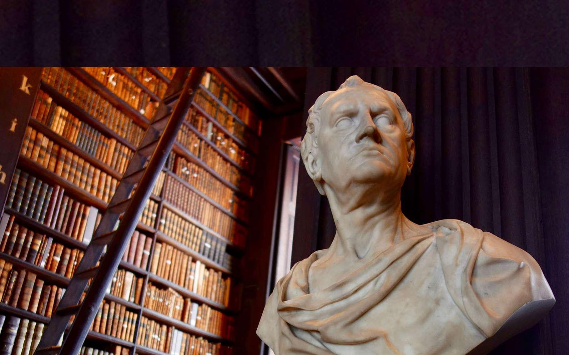 Aristote, un philosophe grec, auteur de traités de logique, de physique et de métaphysique. © DR