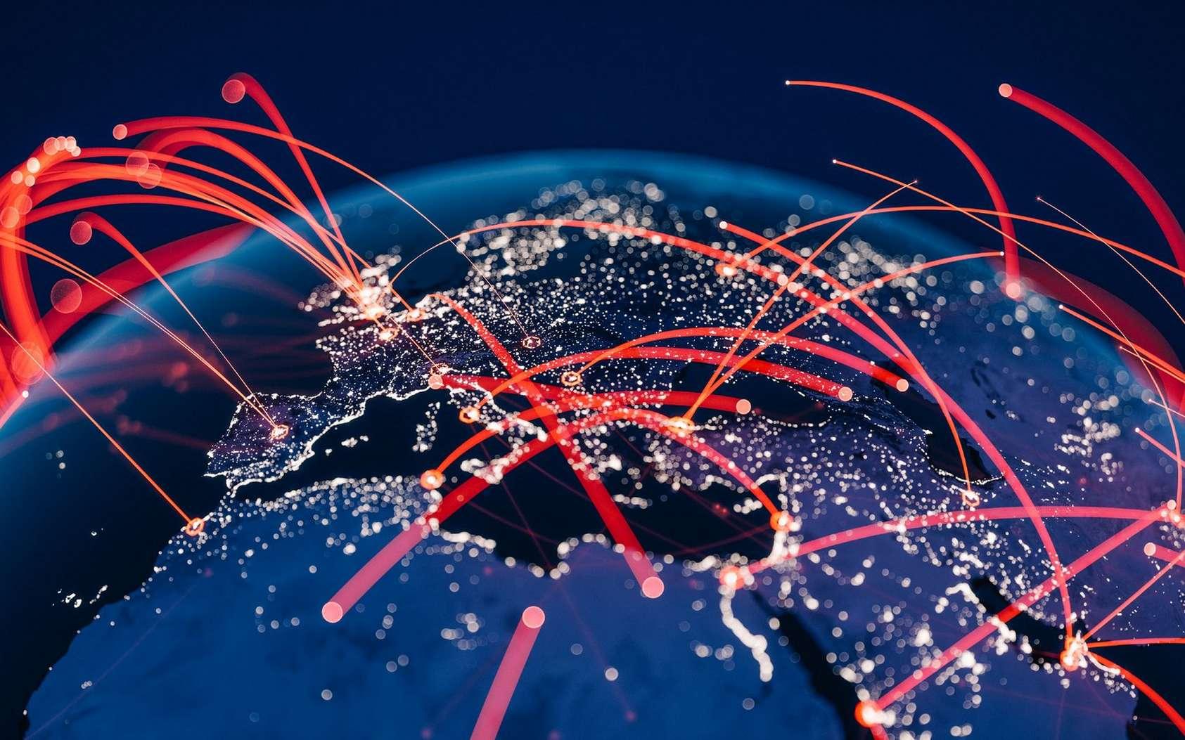 L'Union européenne cherche à faire front commun contre les cybermenaces. © imaginima / Getty Images