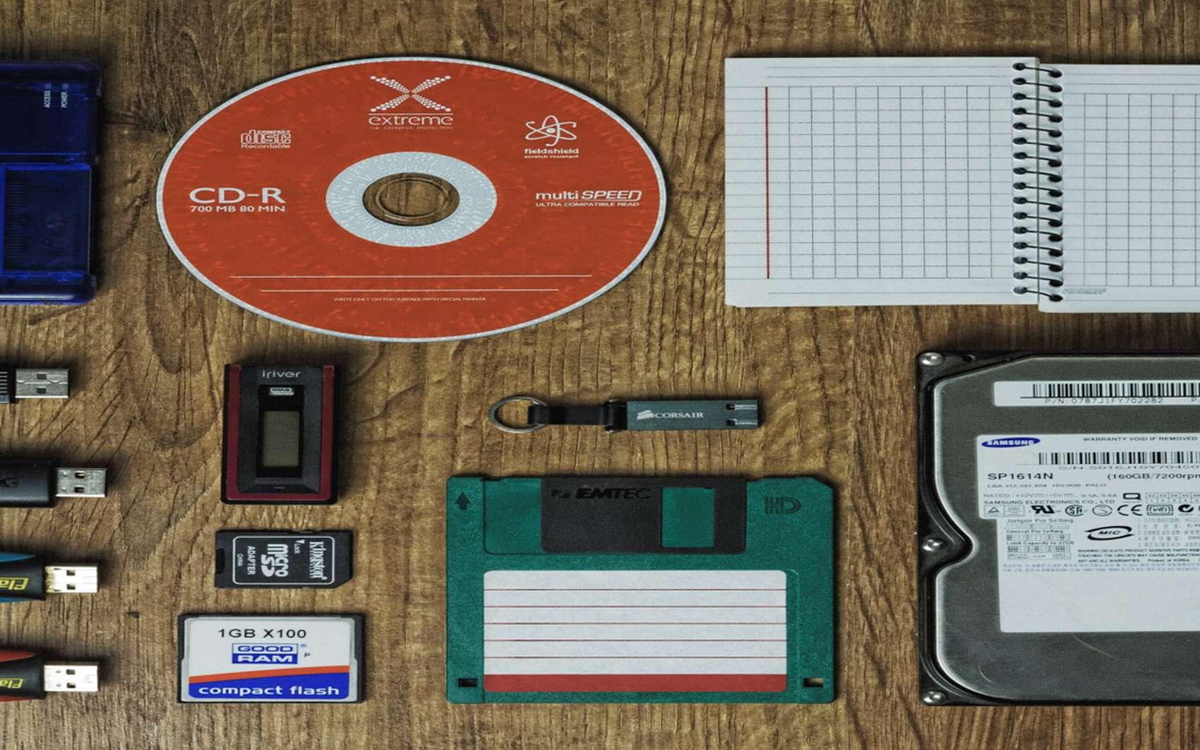 Futura vous explique les différences entre les principaux systèmes de fichiers afin de guider votre choix au moment d'un formatage. © pxhere