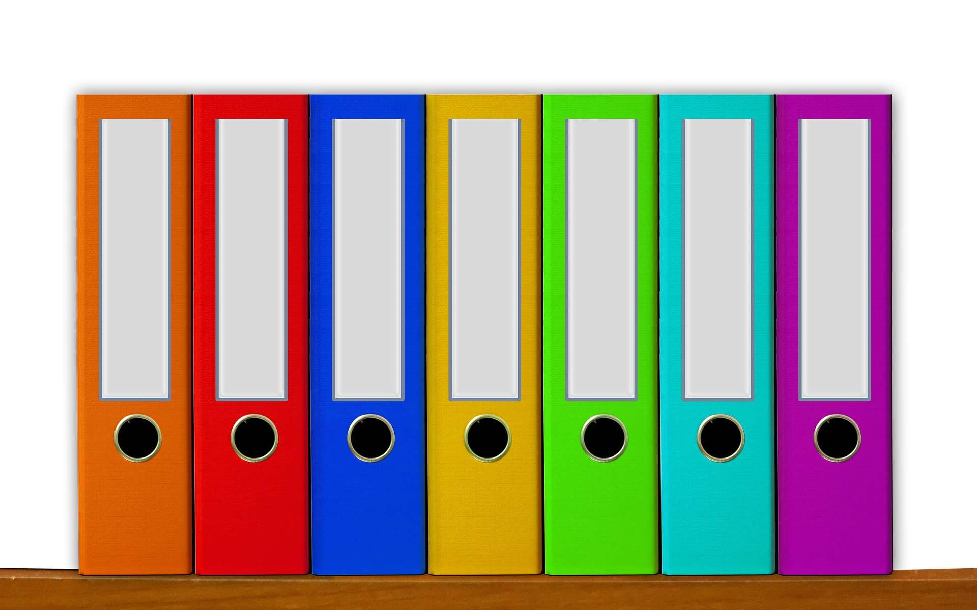 Dans une archive, on peut grouper plusieurs dossiers en un seul fichier compressé. © Pixabay.com