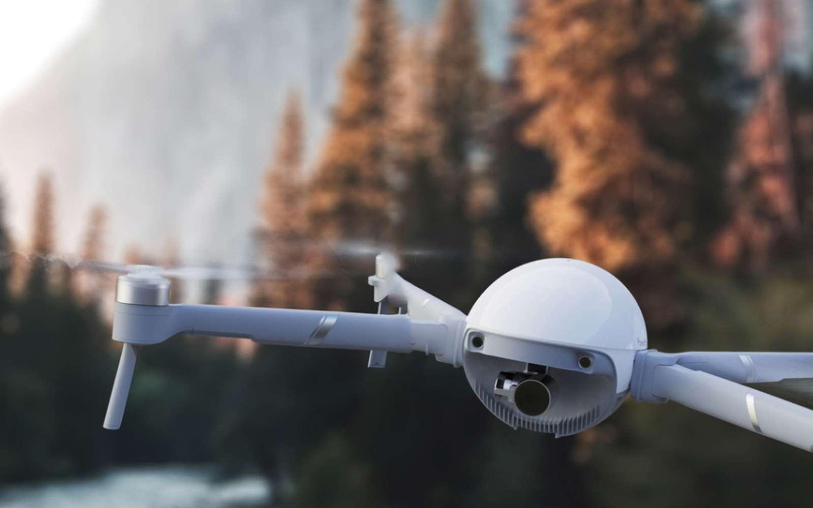 CES 2020 : Power Egg X, le drone qui se transforme en camescope
