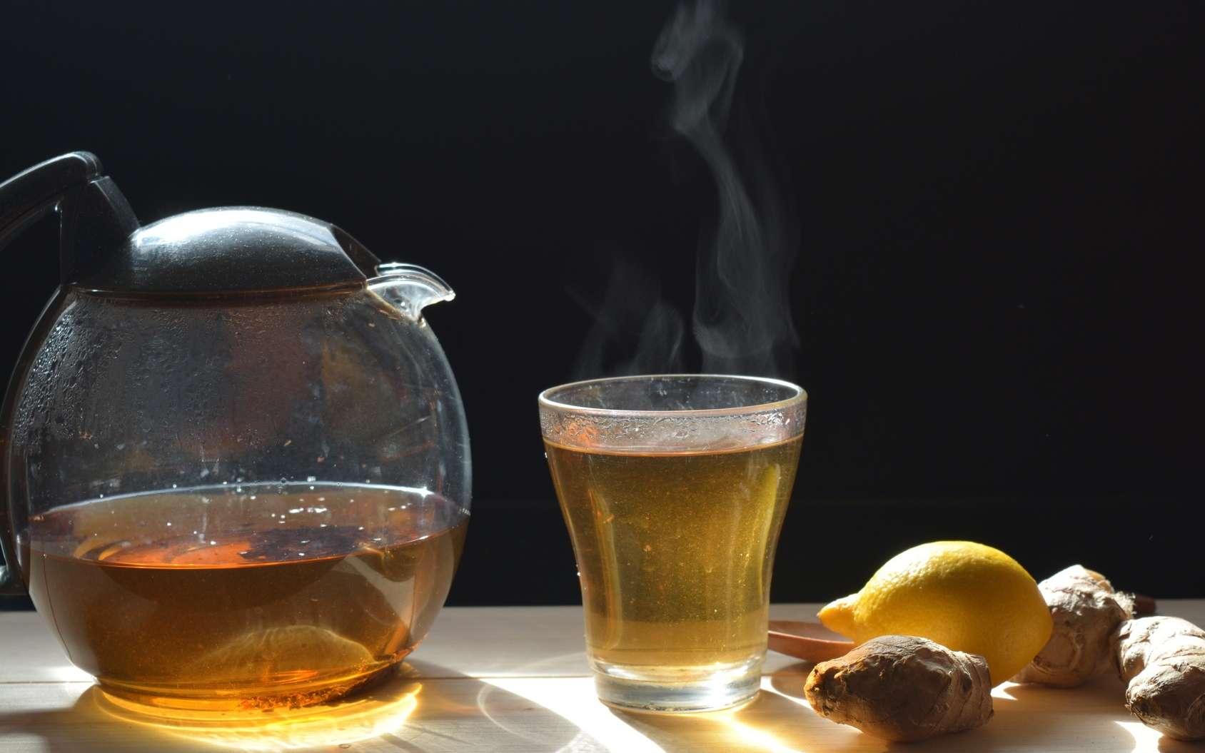 Boire trop chaud augmenterait le risque de cancer de l'œsophage. © Yadag, Fotolia