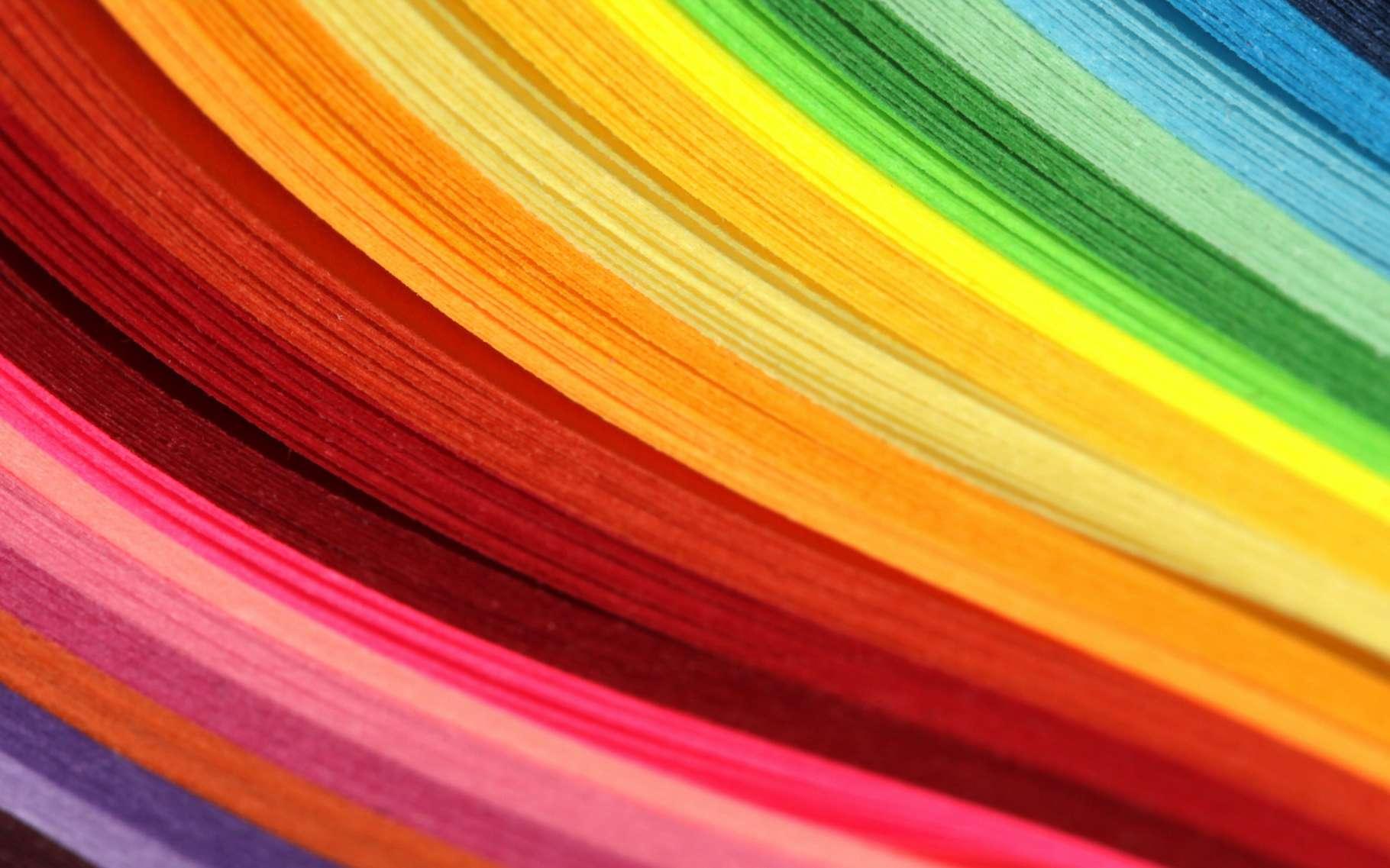 Un nouveau système utilise de la lumière UV projetée sur des objets recouverts d'un colorant activé par la lumière pour modifier les propriétés réfléchissantes de ce colorant, créant des images en quelques minutes seulement. © Liliia, Adobe Stock
