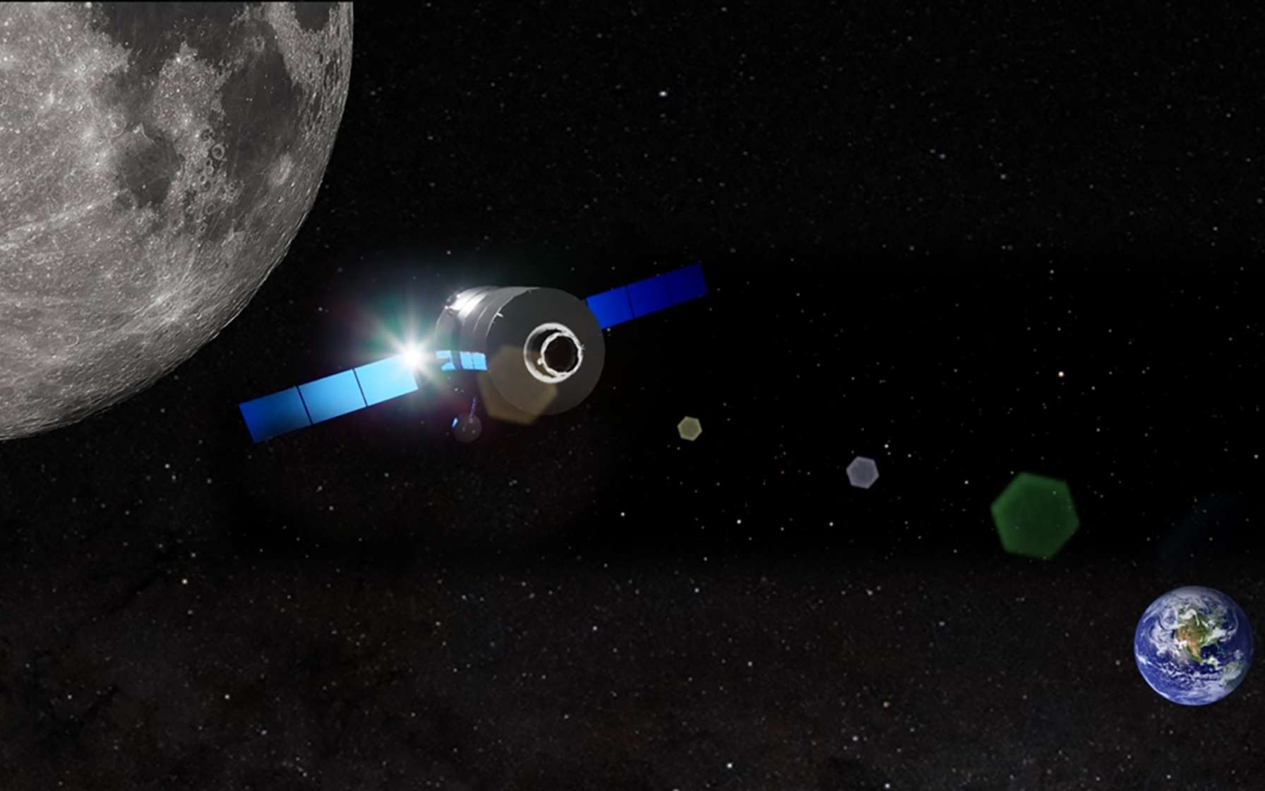 Mission Artemis : à quoi pourrait ressembler le futur véhicule de transport vers la Lune - Futura