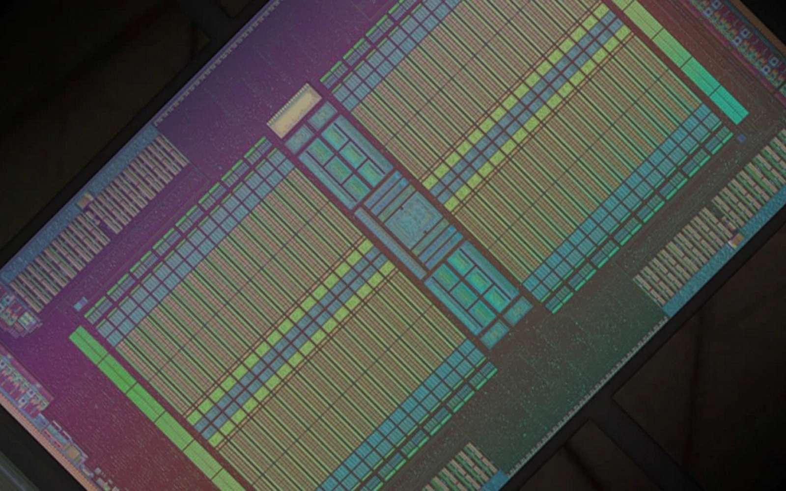AMD pourrait bien rejoindre l'univers des mobiles par la grande porte avec Samsung. Le constructeur coréen devrait exploiter ses brevets Radeon pour concevoir de véloces GPU. © AMD
