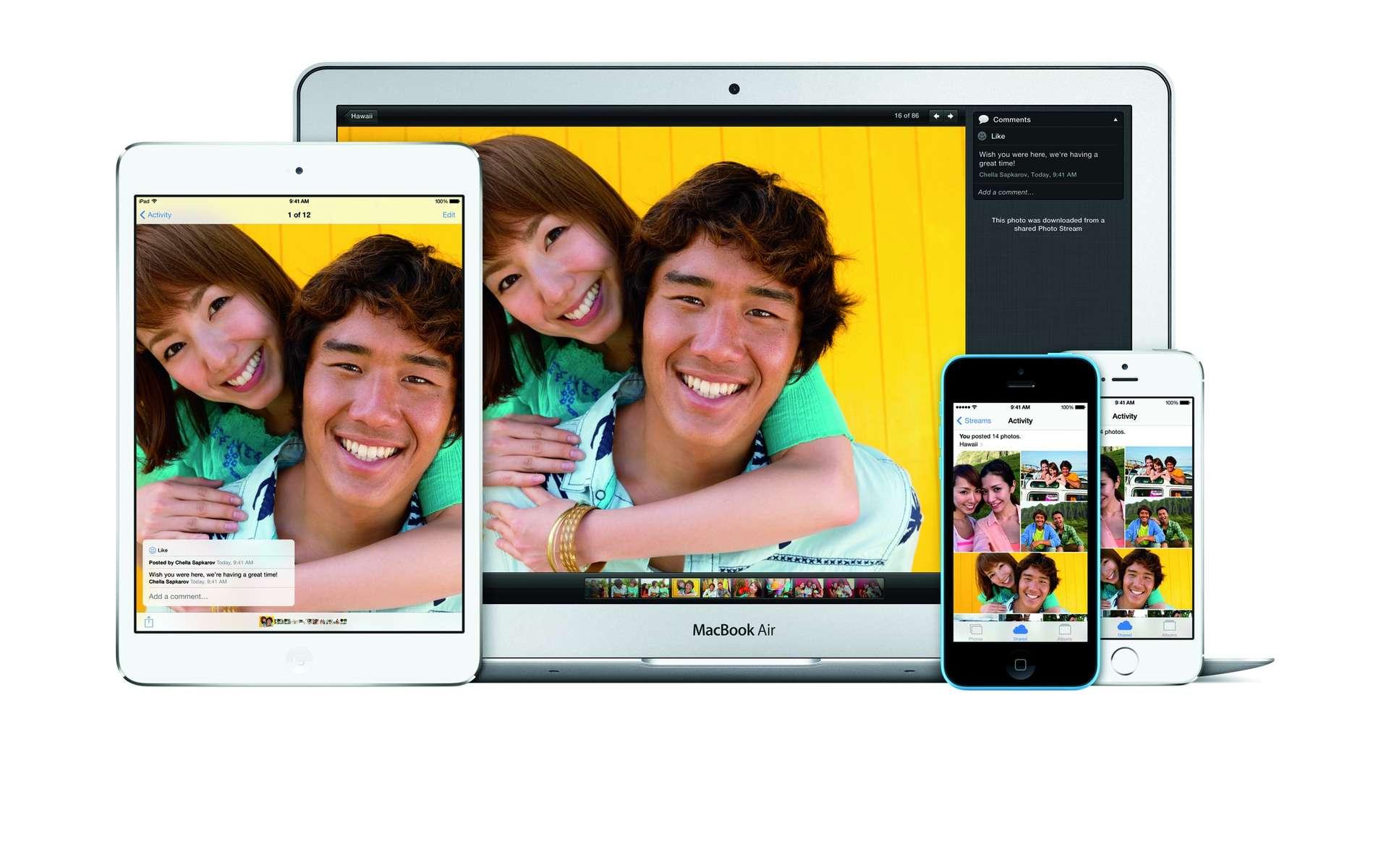 Les systèmes d'exploitation d'Apple Mac OS X et iOS sont victimes de plusieurs vulnérabilités qui, si elles sont exploitées, peuvent servir à compromettre la sécurité des applications pour dérober des données sensibles. © Apple