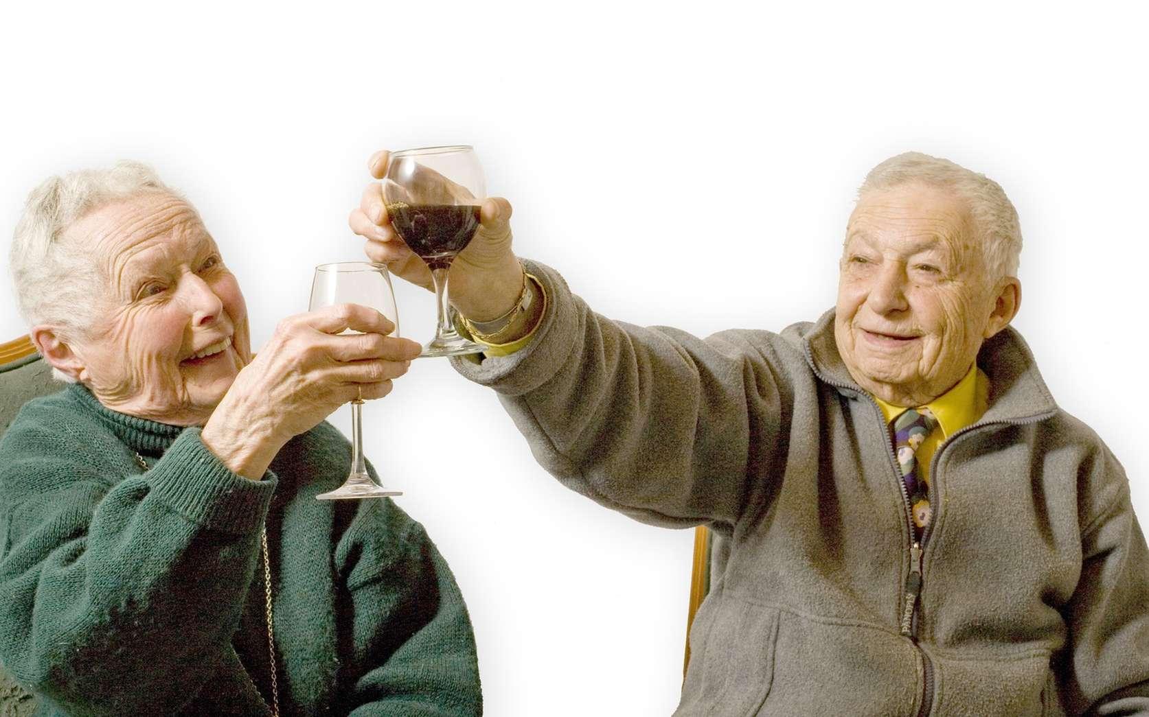 Et si le vin rouge présent dans le régime méditerranéen contribuait à vivre plus longtemps ? © Driving South, Fotolia