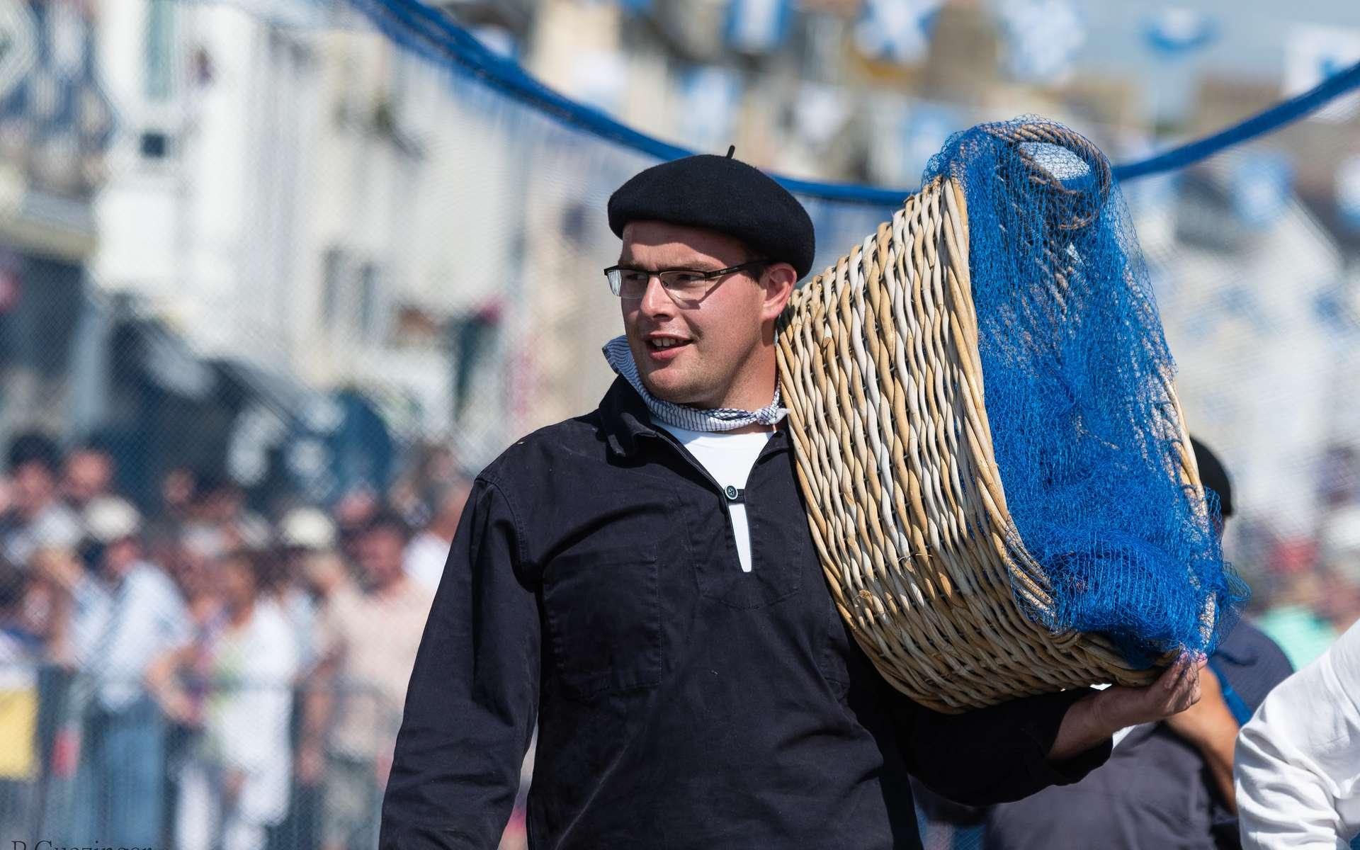 Le festival des Filets bleus, à Concarneau, en Bretagne. © Pierre Guezingar, Flickr, CC by-sa 2.0