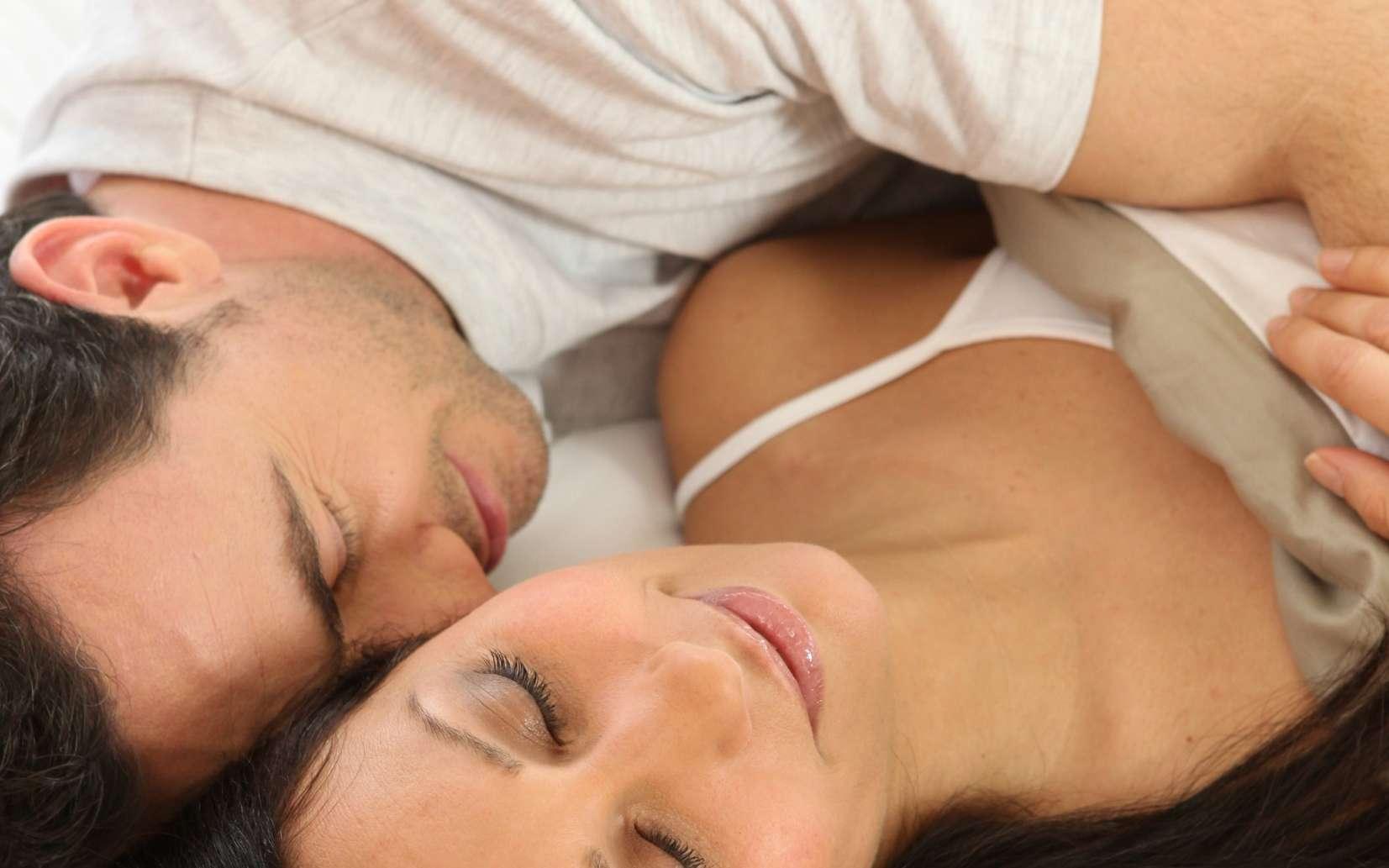 La lubrification vaginale est provoquée par l'excitation sexuelle. © Phovoir
