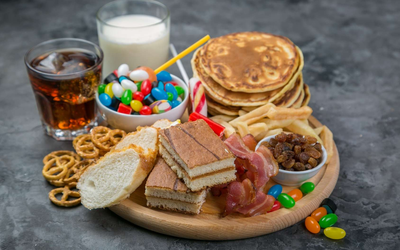 L'alimentation est un facteur clé de la santé. © anaumenko, Fotolia
