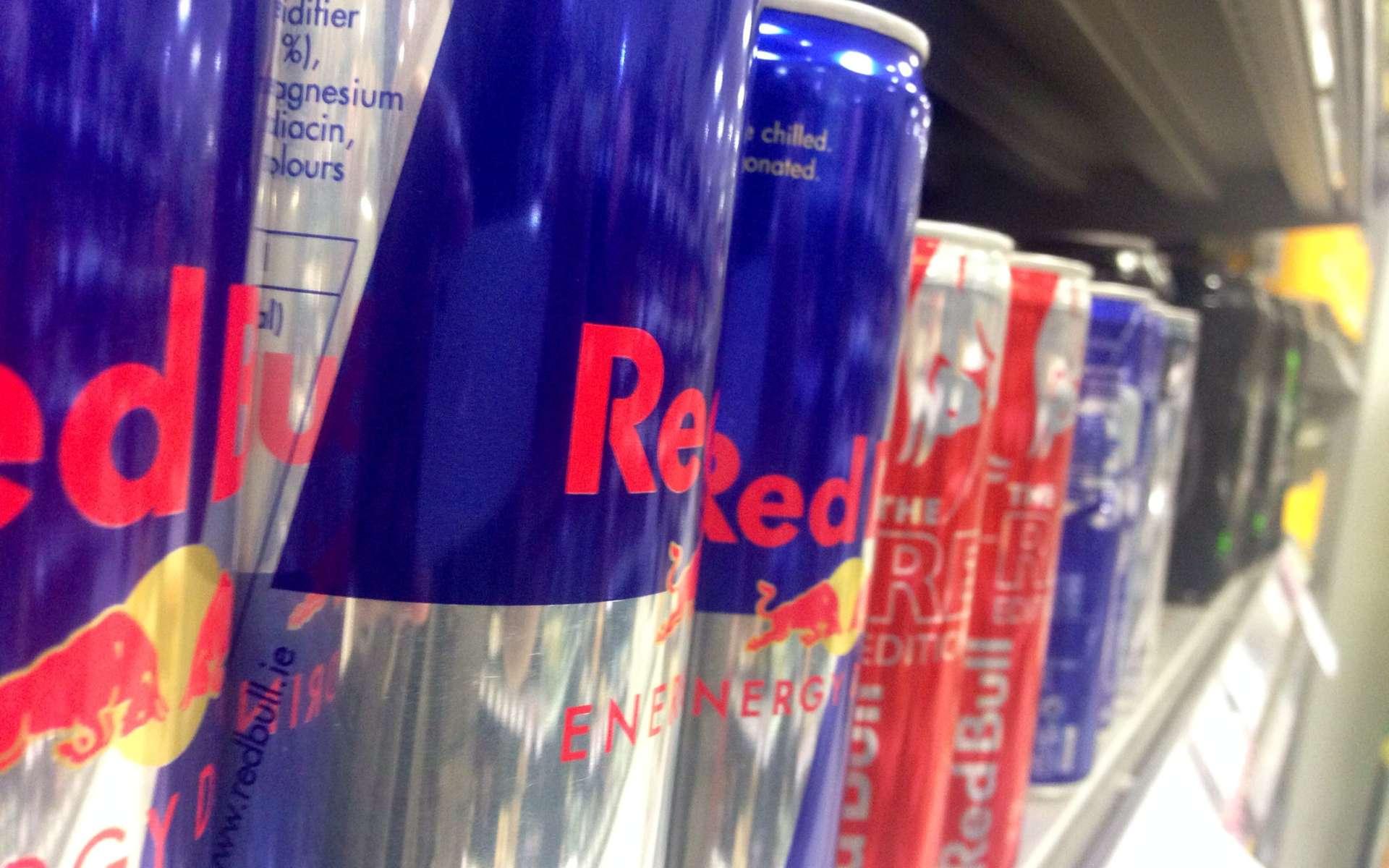 Les boissons énergisantes peuvent être dangereuses pour les sportifs. © Zeyus Media, Flickr, CC BY 2.0