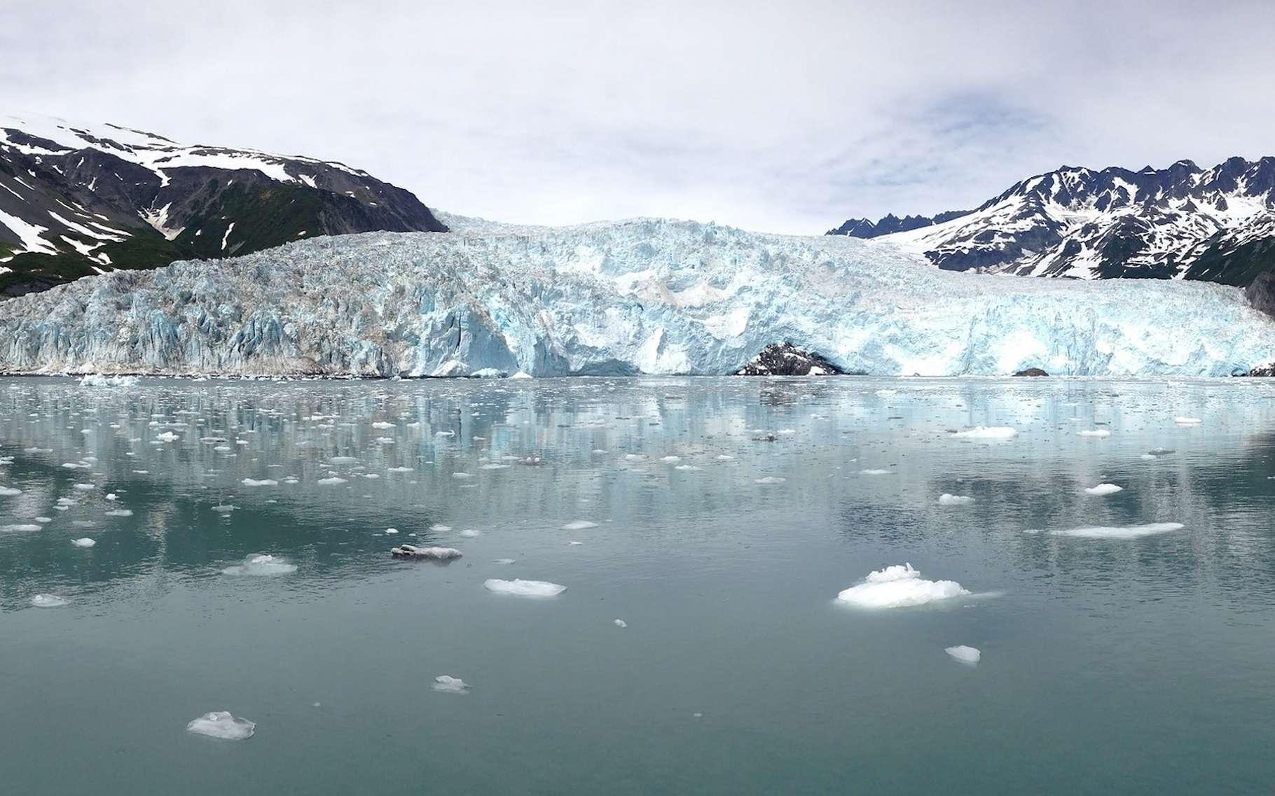 Le climat polaire est caractérisé par des températures extrêmement basses. © notarylaw, Pixabay, CC0 Creative Commons