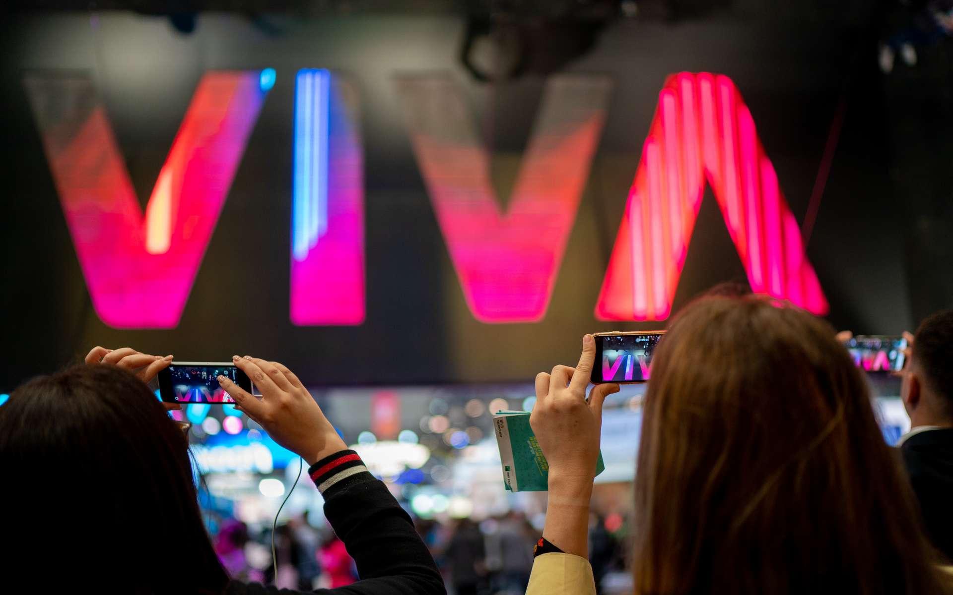 VivaTech, le plus grand salon d'Europe dédié aux innovations est de retour mi-juin Porte de Versailles. © Vivatech