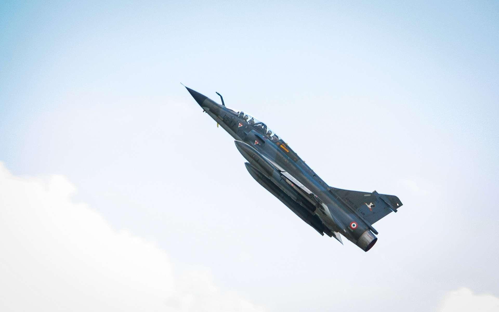Les matériaux composites à matrice céramique sont employés, entre autres, dans le secteur de l'aéronautique militaire. © Bertrand Petitjean, Flickr, CC by-nc 2.0