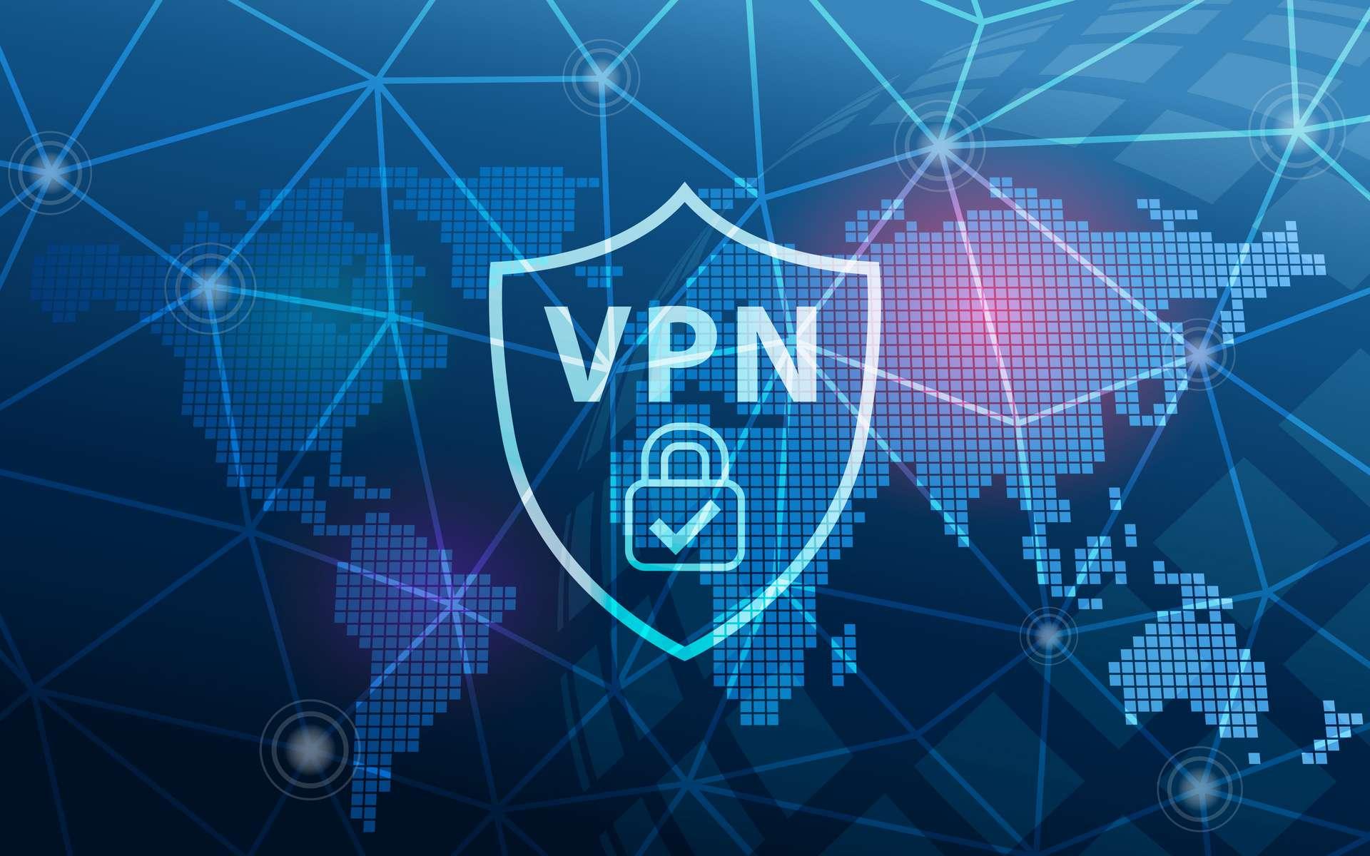 Le VPN est accessible à tous. © arrow, Adobe Stock