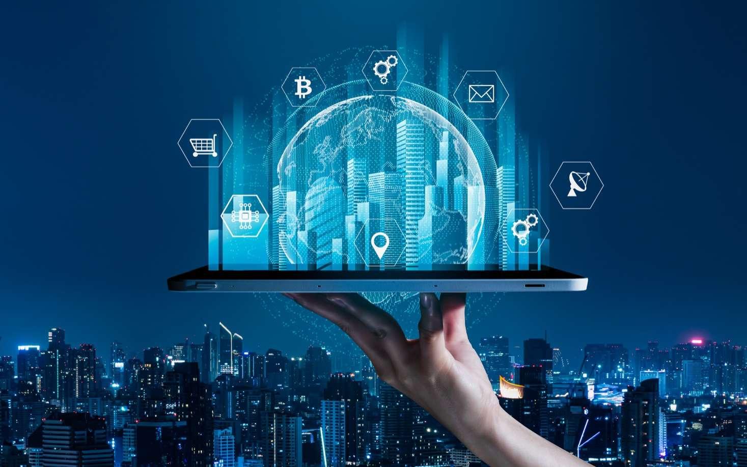 Traiter des données et apporter des solutions au plus près de la source, c'est ce qu'offrent les solutions de l'Edge computing. © Yingyaipumi, Adobe Stock