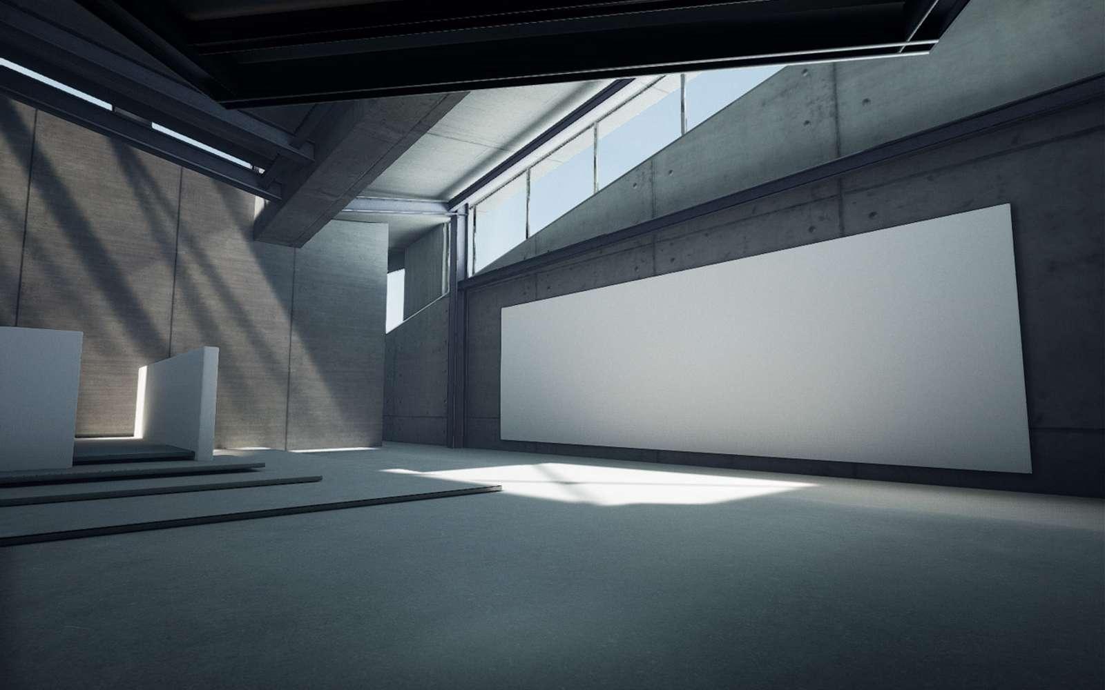 Le Virtual Online Museum of Art (Voma) ouvrira ses portes le 14 août. © VOMA