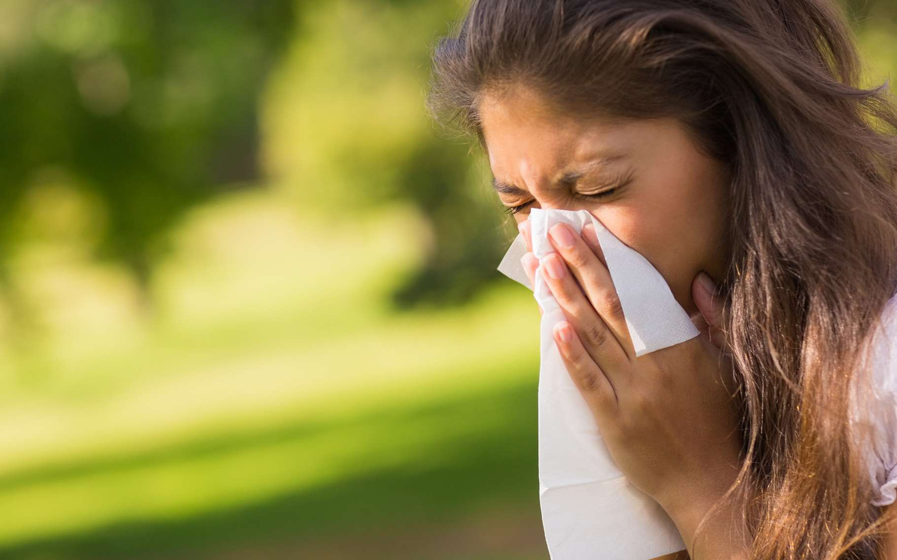 Quand l'asthme se fait allergique. © wavebreakmedia, Shutterstock