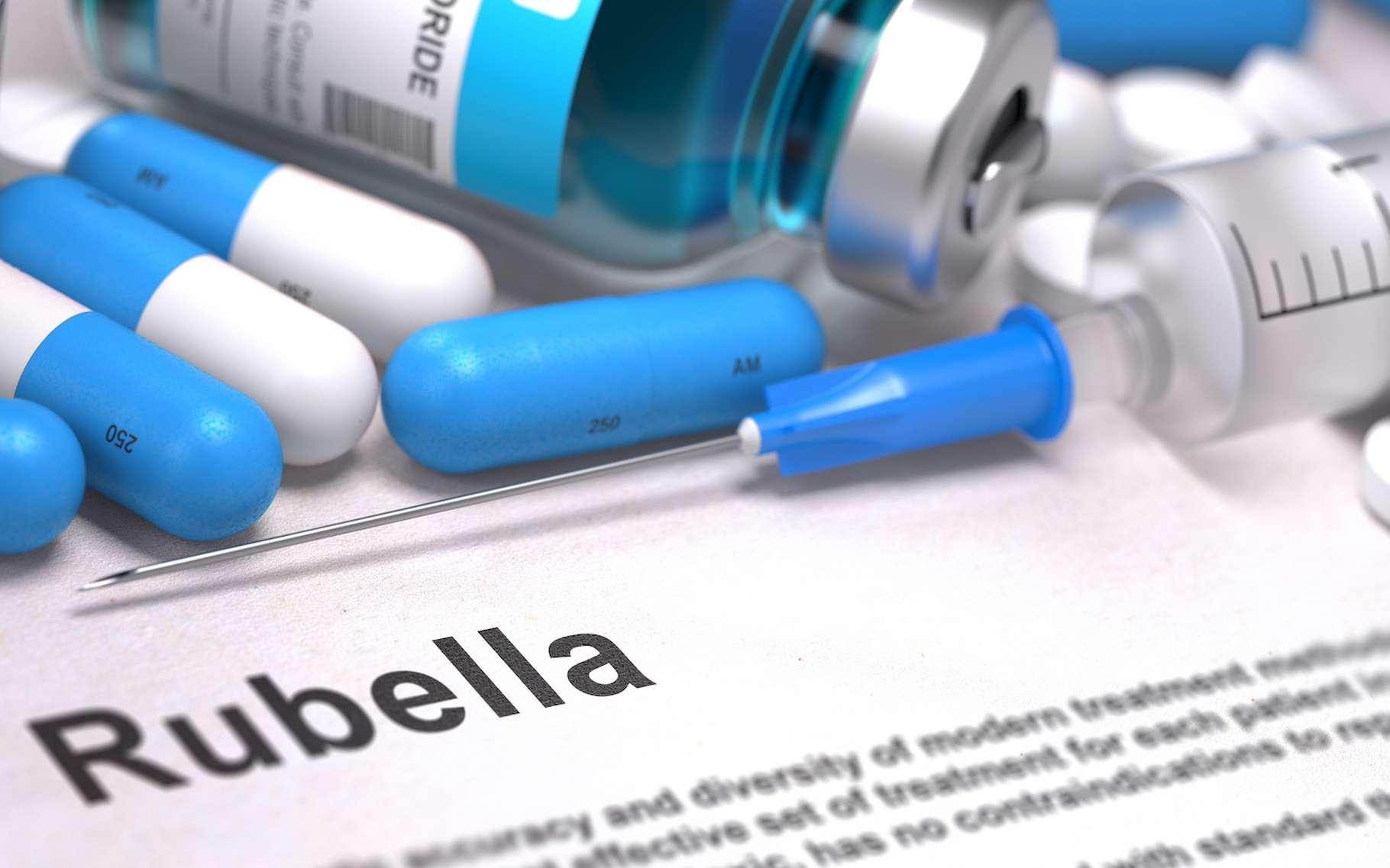 Des chercheurs viennent de découvrir deux proches parents du virus de la rubéole. © tashatuvango, Adobe Stock