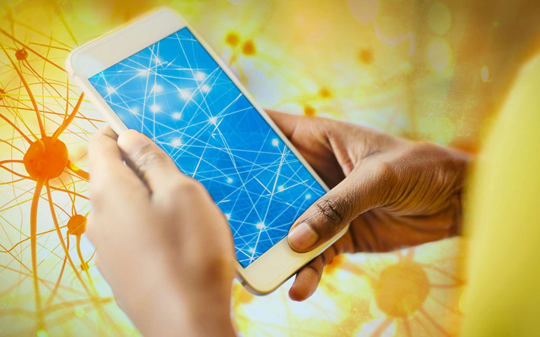 L'optimisation énergétique des réseaux neuronaux est la clé de l'intégration de l'intelligence artificielle dans les terminaux mobiles. © Jose-Luis Olivares, MIT