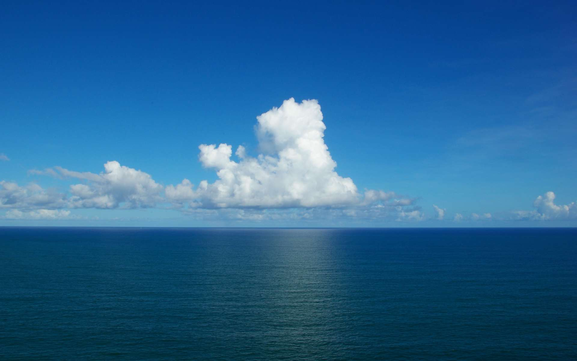 L'océan Atlantique s'est formé durant le Crétacé, par l'élargissement de sa partie nord et la naissance de sa moitié sud. Il se serait ouvert voici environ 100 millions d'années. © Tiago Fioreze, Flickr, cc by sa 3.0