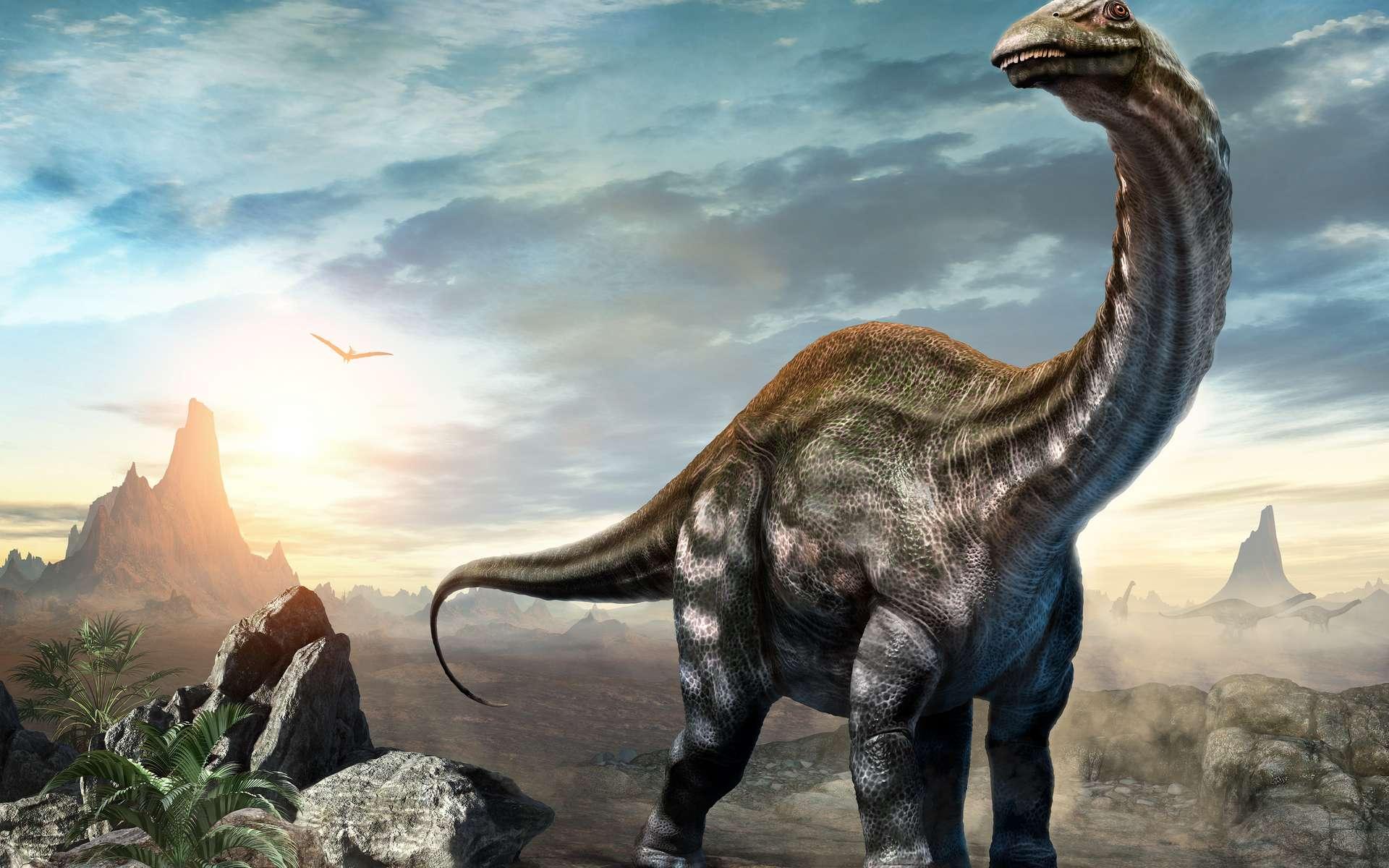 Les dinosaures sont une source sans doute inépuisable de découvertes. © warpaintcobra, Adobe Stock
