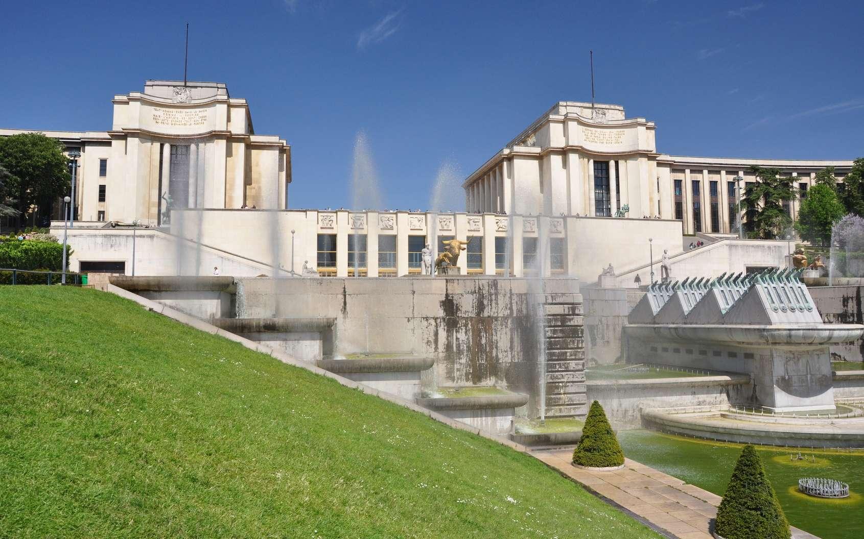 Le musée de l'Homme à Paris a pris place au palais Chaillot. © Henry Czauderna, Fotolia