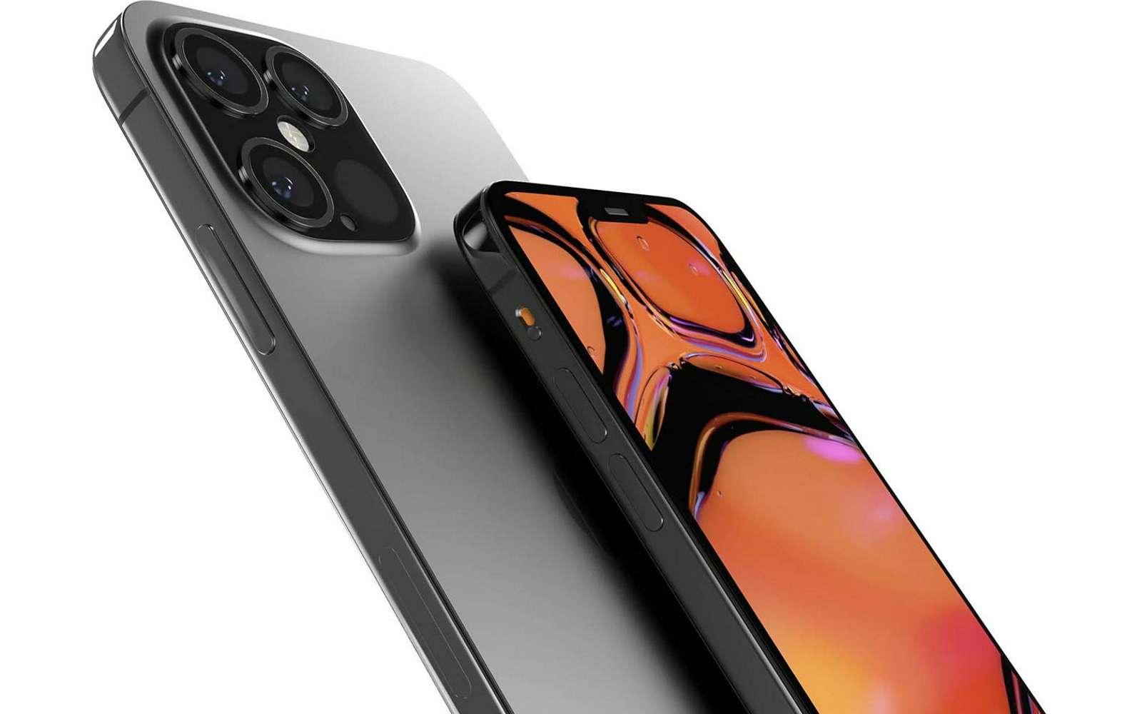 La fuite d'un schéma de l'iPhone 12 Pro confirme la présence du capteur Lidar. © EverythingApplePro