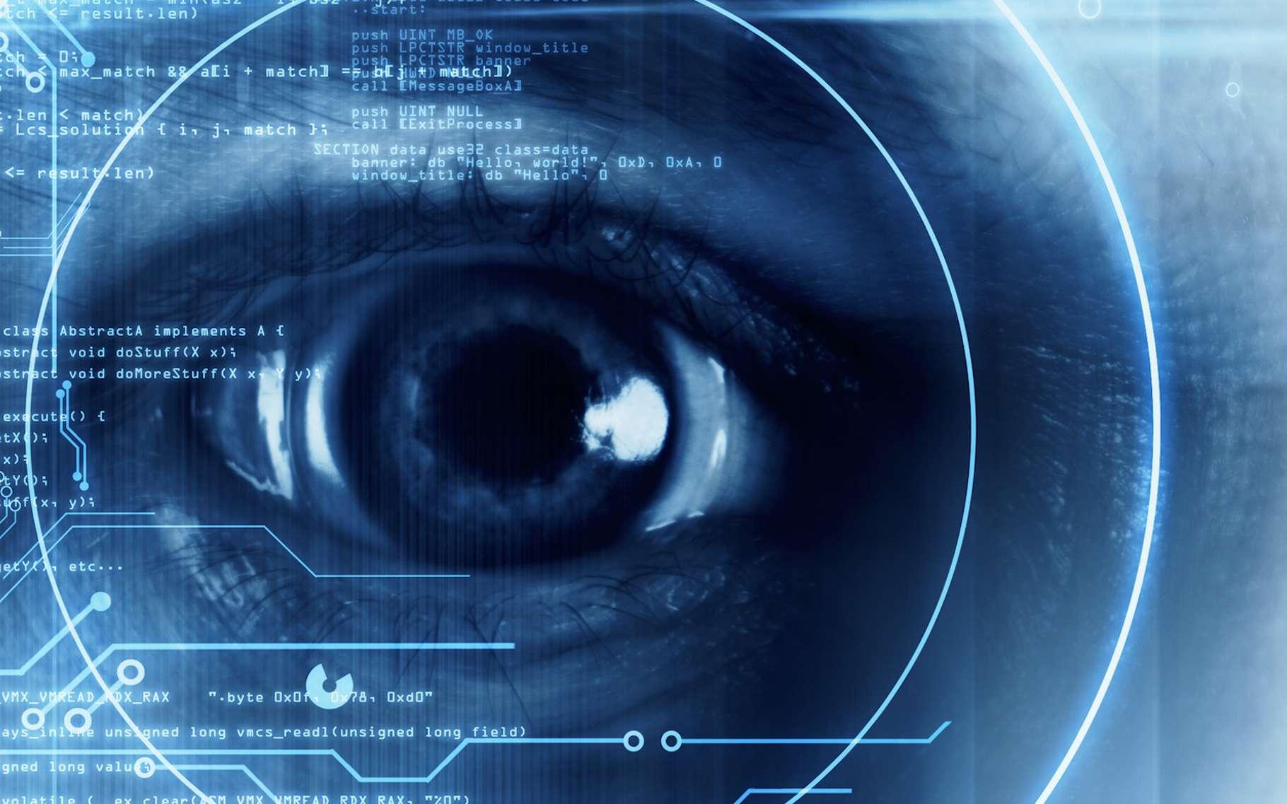 Les chercheurs comprennent mieux comment notre cerveau traite les informations reçues par nos yeux. De quoi peut-être aider à concevoir des systèmes de vision artificielle optimisés. © peshkov, Fotolia
