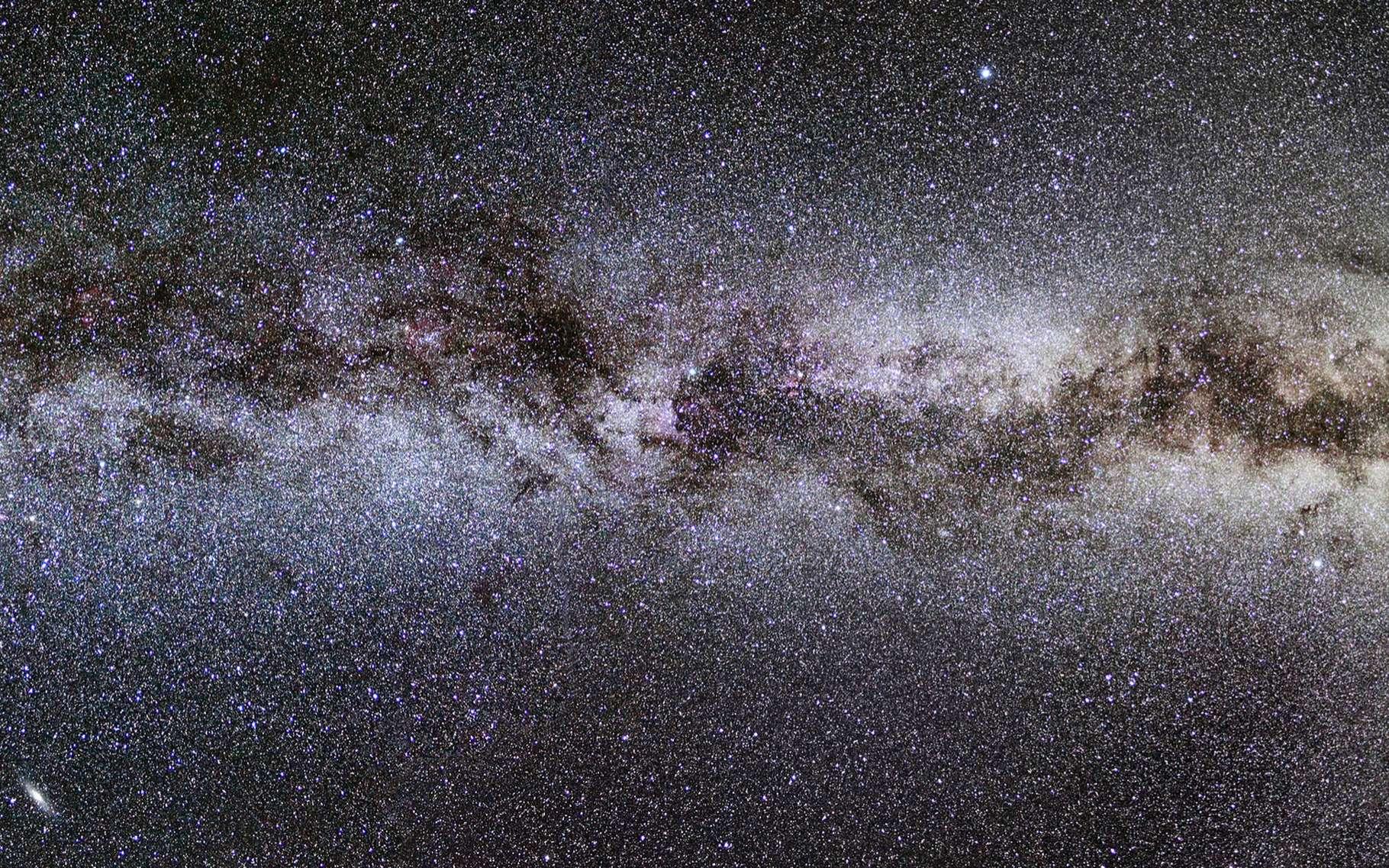 À quoi ressemble notre univers ? © mironov, Shutterstock