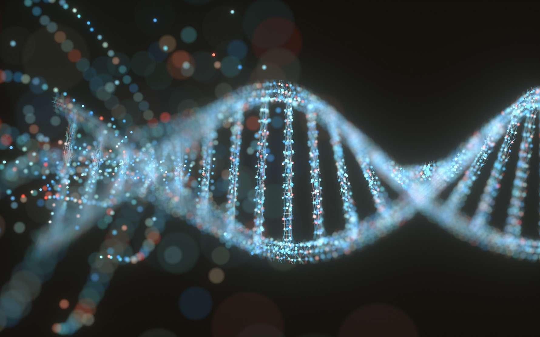 Le système CRISPR-Cas permet de modifier le génome. © ktsdesign, Fotolia