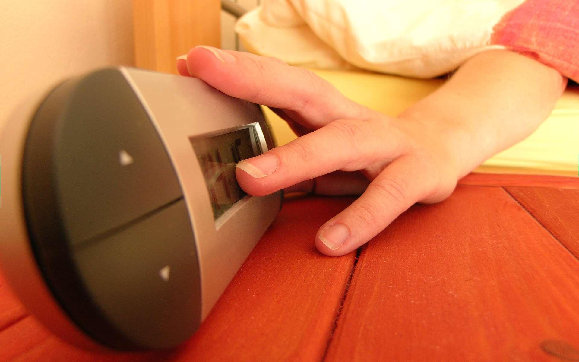 Difficile de dormir plus de 5 à 6 heures en journée… © klick - Fotolia.com