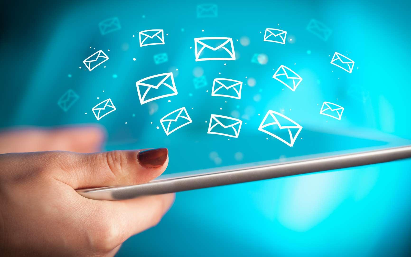 Futura vous dévoile comment programmer l'envoi d'un email sur Gmail. © ra2 Studio, Fotolia
