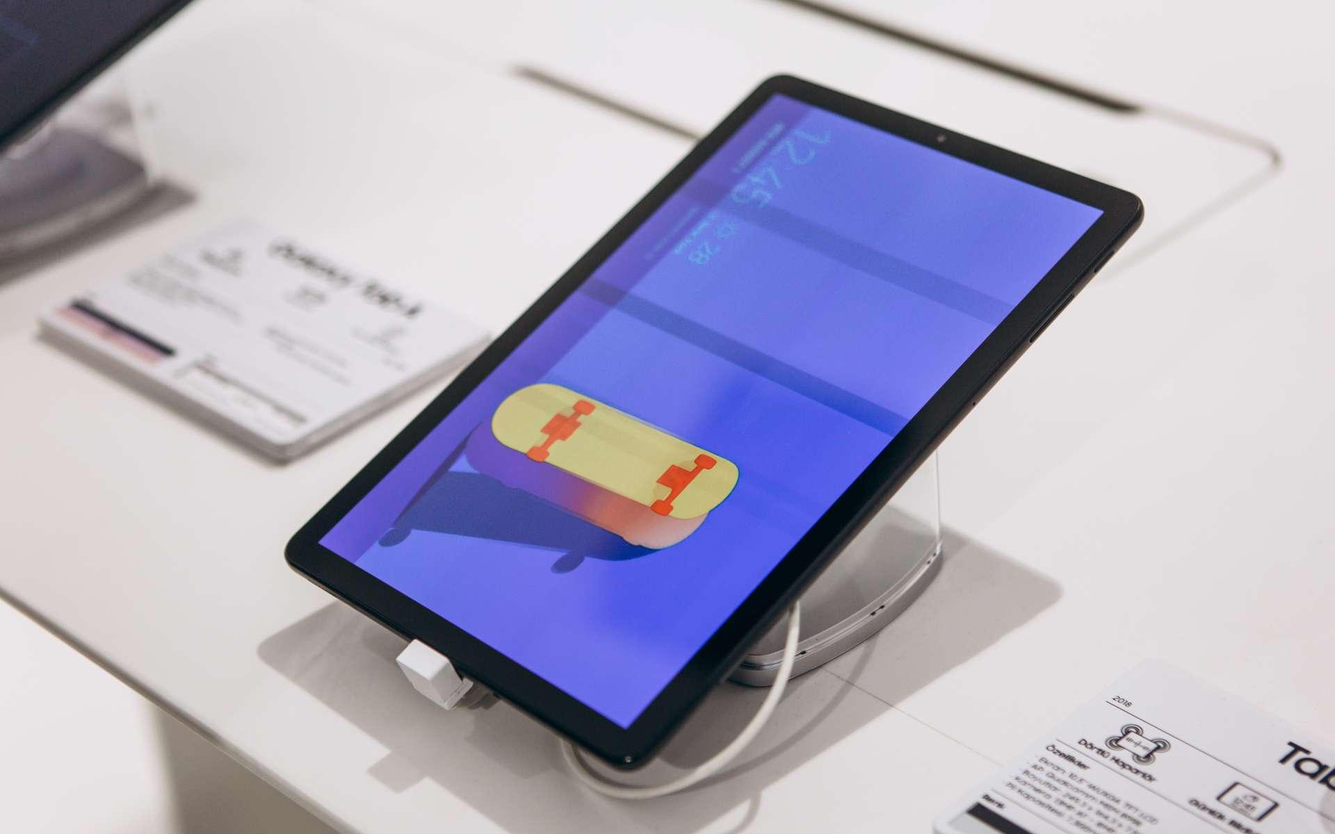 Samsung Galaxy Tab : jusqu'à  180 € de réduction sur ces bons plans Cdiscount