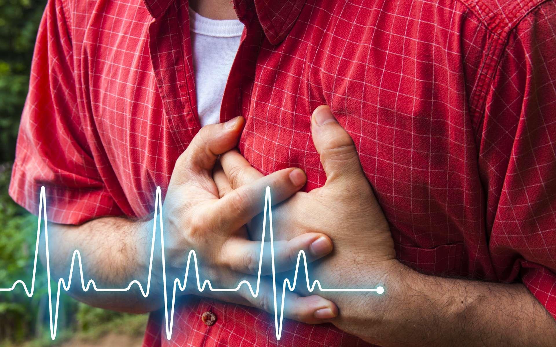 Une étude américaine montre qu'un traitement médicamenteux seul n'a pas entraîné un nombre plus élevé de crises cardiaques ou de décès que chez les patients traités par pontage coronarien ou endoprothèse. © hriana, Adobe Stock