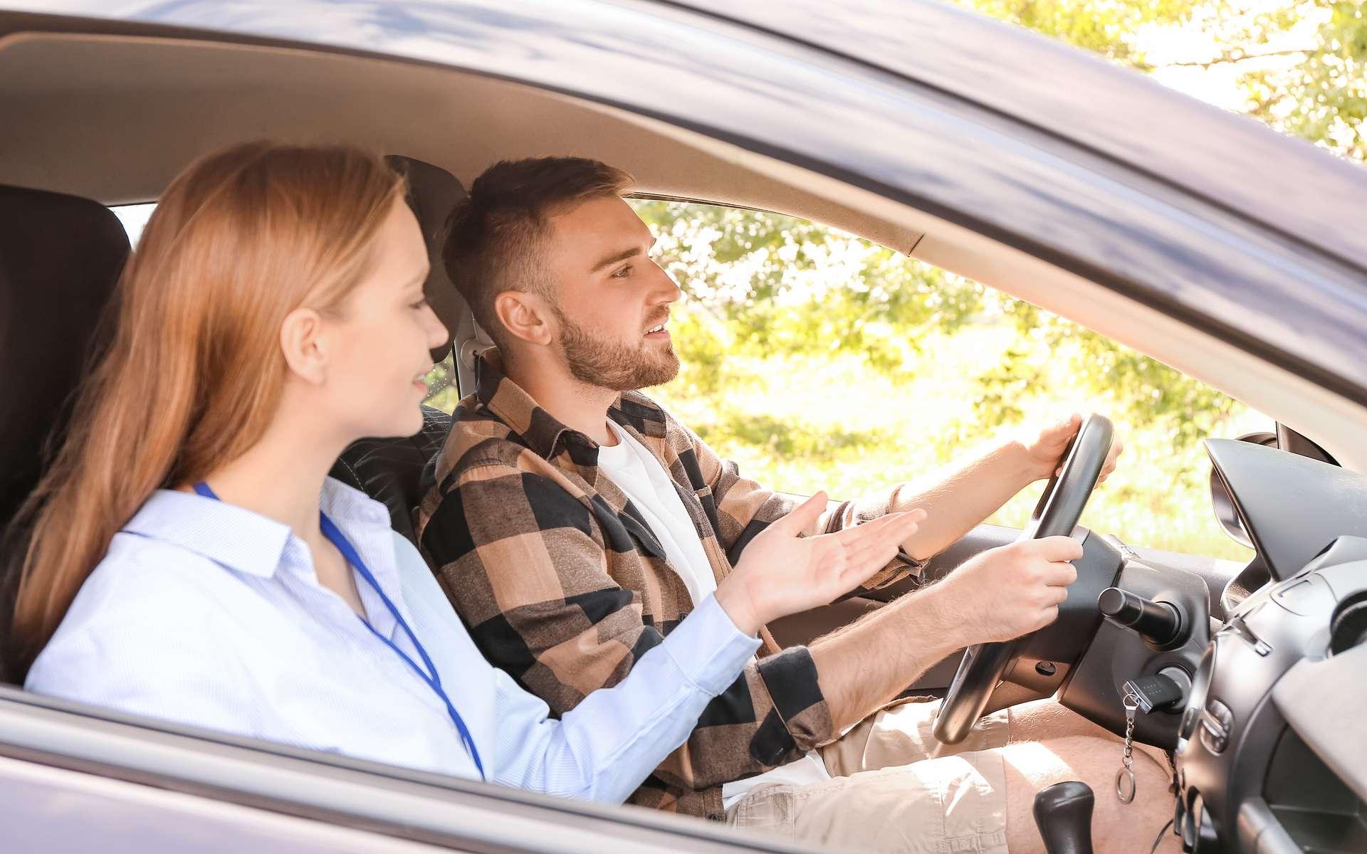 Le CPF peut servir au financement d'un permis de conduire, sous certaines conditions. © Pixel-Shot, Adobe Stock
